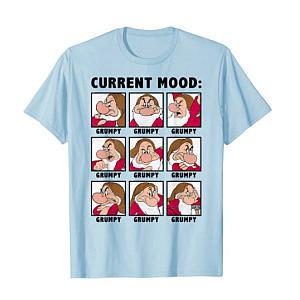Snow White Always Grumpy T-Shirt