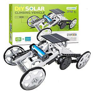 Solar Power DIY Robot
