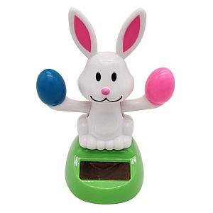 Solar Powered Dancing Easter Rabbit