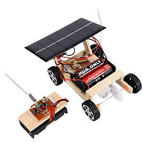 Solar Remote Control Car