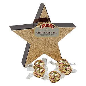 Sparkling Star Truffle Presentation Box