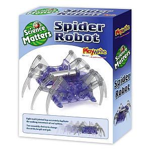 Spider Robot Building Kit