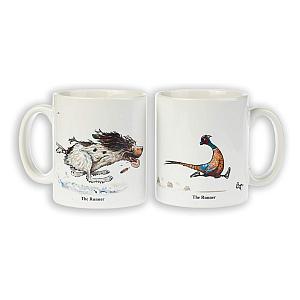 Springer Spaniel Shooting Mug
