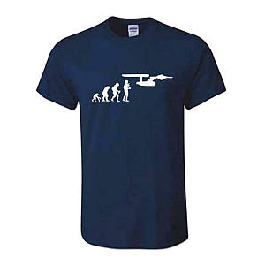 Star Trek Evolution T-Shirt
