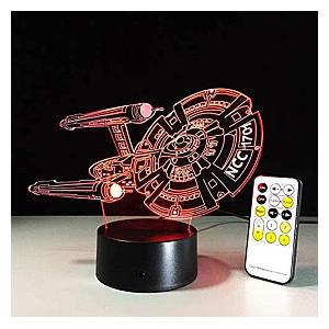 Star Trek LED Decoration