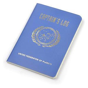 Star Trek Notepad