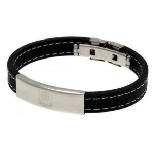 Stitched West Ham Bracelet