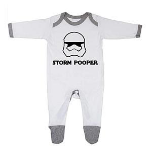 Storm Pooper Baby Suit
