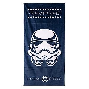 Stormtrooper Character Beach Towel