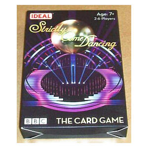 Strictly Come Dancing Card Game
