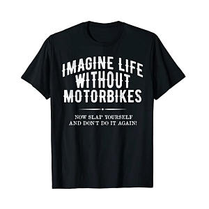 T-Shirt for Motorcyclists