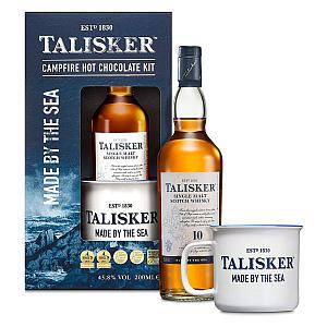 Talisker Whisky Campfire Gift Set