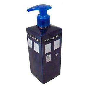 Tardis Liquid Hand Soap Dispenser