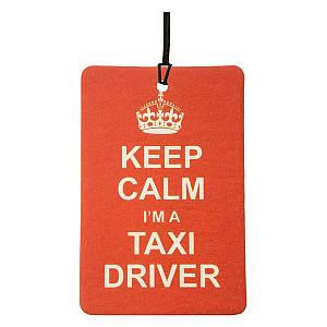 Taxi Driver Air Freshener