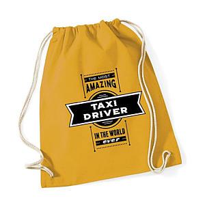 Taxi Driver Gym Bag