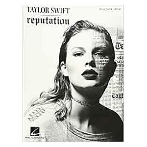 Taylor Swift Song Book