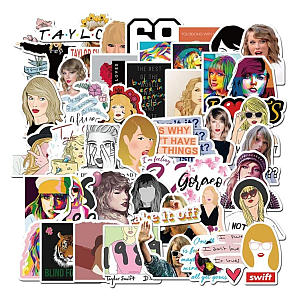Taylor Swift Sticker Pack