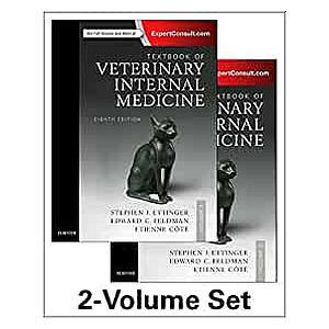 Textbook of Veterinary Internal Medicine Consult