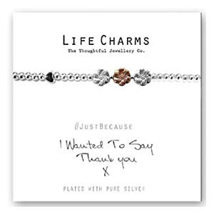 Thank You Bracelet