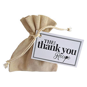 The Little Thank You Recipe