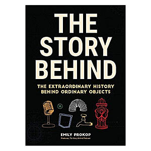 The Story Behind - Book