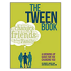 The Tween Book: A Growing Up Guide