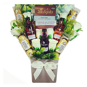The Whitley Neill Gin & Chocolate Bouquet