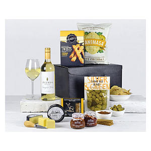 The Wine and Cheese Hamper