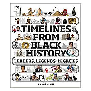 Timelines from Black History - Book