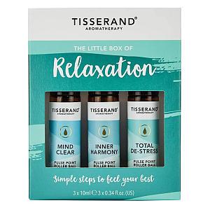Tisserand Aromatherapy - Little Box Of Relaxation