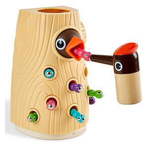 Toddler Magnetic Bird Toy