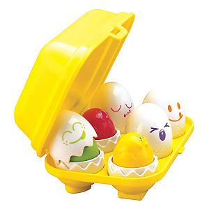Toomies Hide and Squeak Eggs