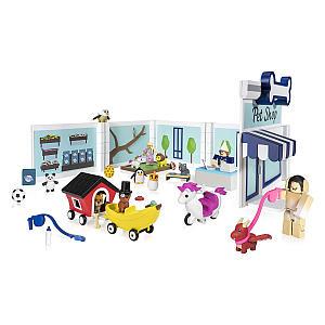 Toy Figure Playset