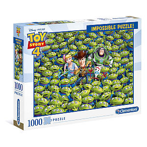 Toy Story Impossible Jigsaw