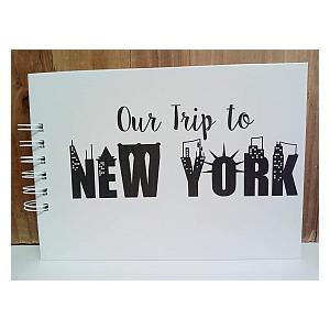 Travel Journal/Scrap Book