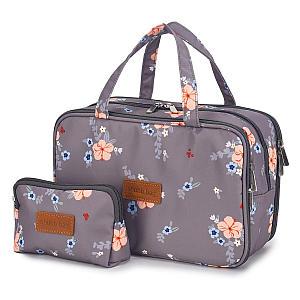 Travel Makeup Bags Set