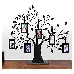 Tree Hanging Photo Stand