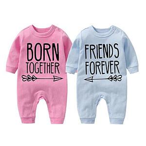 Twin Baby Bodysuits