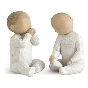 Twin Baby's Decoration