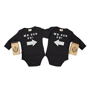 Twin Boys Gift Set