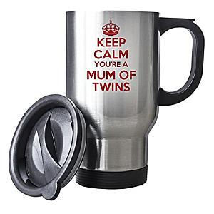 Twin Mother Travel Mug