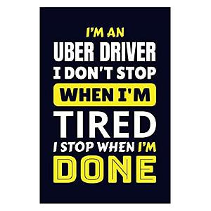 Uber Driver Notebook