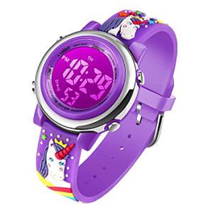 Unicorn Digital Waterproof Watch