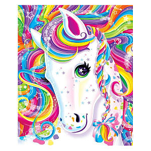 Unicorn Painting By Numbers Kit