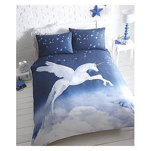 Unicorn Single Duvet Set