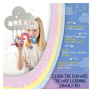 Unicorn Themed Art And Craft Kit