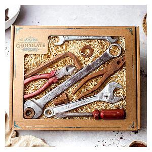 Vegan Chocolate DIY Enthusiast Hamper