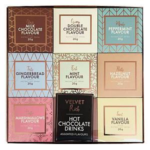 Velvet Rich 9 Piece Selection Box