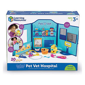 Vet Hospital Play Set