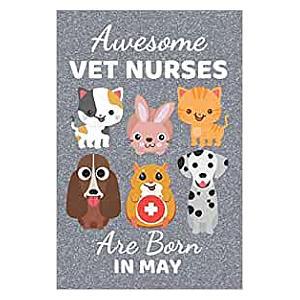 Vet Nurse Notebook